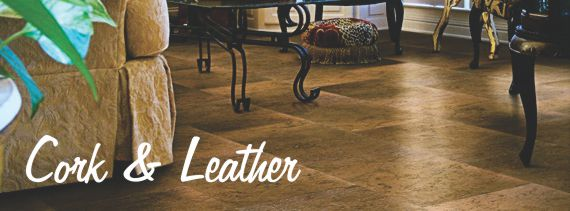 Cork Amp Leather Harms Carpet One